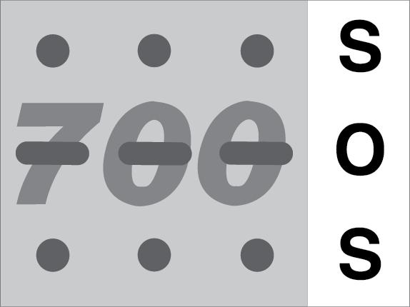 SOS700